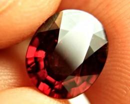 4.50 Carat Fiery Rhodolite Garnet - Superb