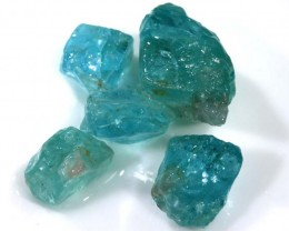 34.80 CTS APATITE ROUGH - UNTREATED RG-1679