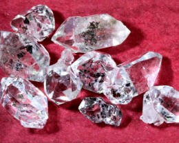 10.10 CTS QUARTZ LIKE HERKIMER DIAMOND PARCEL CG-2047