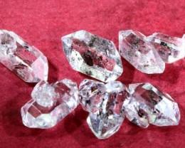 8.25 CTS QUARTZ LIKE HERKIMER DIAMOND PARCEL CG-2050