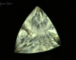 Rare 0.560 ct Beryllonite Collector's Gems