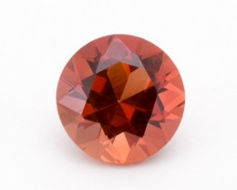 3.29ct Red Round Sunstone (S2382)
