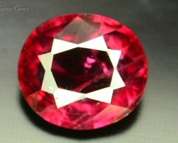 2.225 ct Red Afghan Garnet
