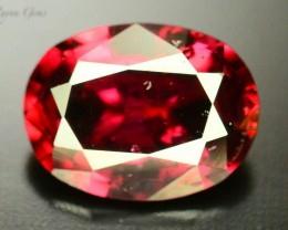 1.825 ct Red Afghan Garnet