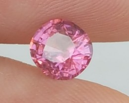 Pink Spinel of Vietnam,  Top Color, Clean Stone,  Untreated