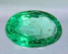 0.70 CT Natural emerald gemstones