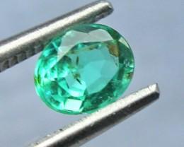 0.50 CT Natural emerald gemstone