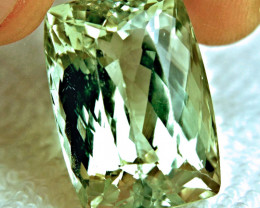 54.05 Carat VS Olive Green Spodumene - Gorgeous