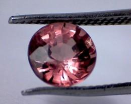 1.05Ct Pinkish Brown - Grabbing Color  - Malaya Garnet MA01