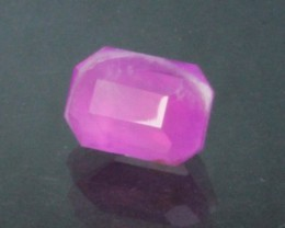 1.16 CT RARE COBALTOCALCITE!  BEAUTIFUL CUT!