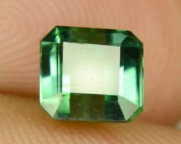 1.30 ct GREEN AFGHANISTAN TOURMALINE