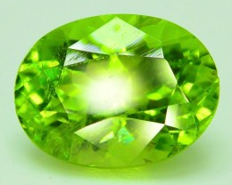 GiL Certified 4.76 ct Peridot ~ Pakistan SKU.1