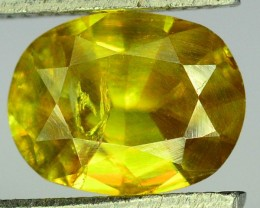 Rare 0.975 ct Sphene World Class Luster L.1