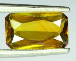 Rare 1.080 ct Sphene World Class Luster L.1