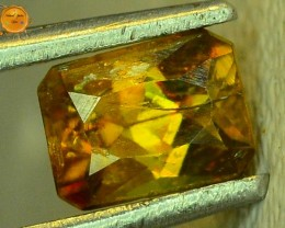 Rare 0.845 ct Sphene World Class Luster L.1