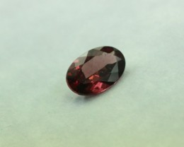 RHODOLITE GARNET OVAL SHAPED