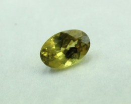 MALI GARNET OVAL SHAPED