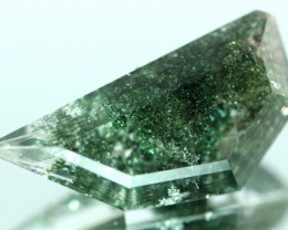 25.43cts Lovely Quartz with Chlorite inclusions from Madagascar - NR Auctio