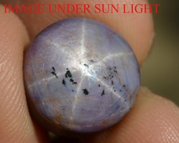 23.69 Ct Star Ruby CERTIFIED Beautiful Natural Unheated & Untreated