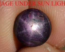 4.22 Ct Star Ruby CERTIFIED Beautiful Natural Unheated & Untreated