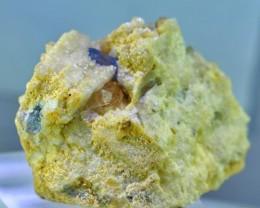 286 CT natural topaz var aquamarine specimens