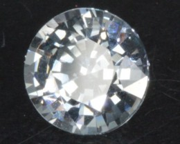 1.94 ct SILVER-GREY SPINEL - FLAWLESS!  TOP LUSTER!