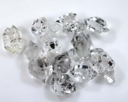 13.95 CTS QUARTZ LIKE HERKIMER DIAMOND PARCEL ADG-1402