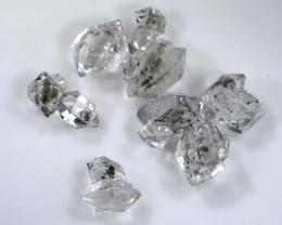 8.75 CTS QUARTZ LIKE HERKIMER DIAMOND PARCEL ADG-1427