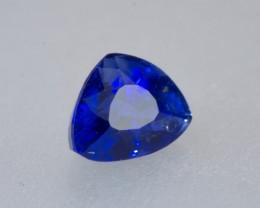 1.00ct Triangular Cut Ceylon Sapphire