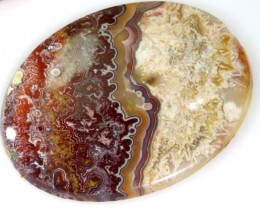 38.75 CTS LAGUNA AGATE- MEXICO ANGC-408