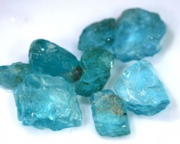 19.20 CTS APATITE ROUGH - UNTREATED PARCEL RG-1692