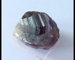 76.5cts Nugget Amethyst Gemstone Pendant Bead