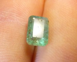 2.22cts Zambian Emerald , 100% Natural Gemstone