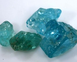 9.35 CTS APATITE ROUGH - UNTREATED PARCEL RG-1709