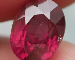 BEAUTY GEMS AFRICAN GARNET 2.50 CRT