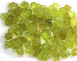 50 CTS PERIDOT ROUGH PARCEL RG-1796