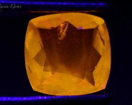 0.480 ct Natural Fluorescent Scapolite