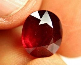 7.58 Carat Beautiful Flashy Ruby - Superb