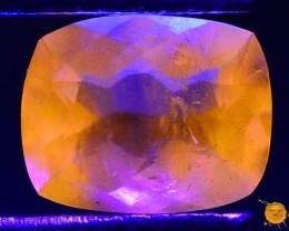 0.570 ct Natural Fluorescent Scapolite