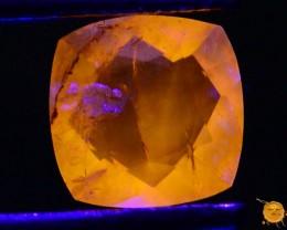 0.525 ct Natural Fluorescent Scapolite