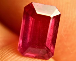 2.88 Carat Fiery, Flashy Ruby - Gorgeous
