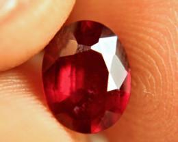 2.10 Carat Fiery Ruby - Lovely