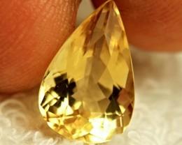 4.88 Carat VVS1 Golden Beryl - Superb