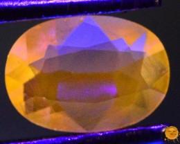 0.325 ct Natural Fluorescent Scapolite