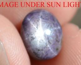 6.90 Carats Star Ruby Beautiful Natural Unheated & Untreated