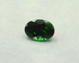 CHROME TOURMALINE OVAL SHAPED