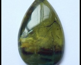 95 Cts Natural Serpentine Gemstone Cabochon