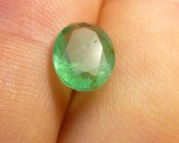 1.82cts Colombian Emerald , 100% Natural Gemstone