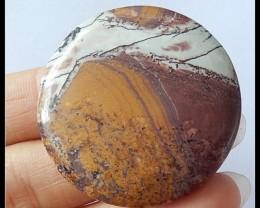 62Cts Natural Chohua Jasper Gemstone Cabochon
