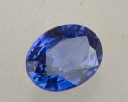1.30ct Ceylon Sapphire Oval Cut